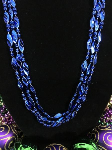 Blue Fancy Twist